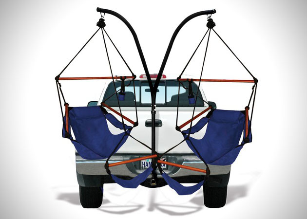 Trailer Hitch Hammock Chair Stand - Hammaka Truck Hitch Chair