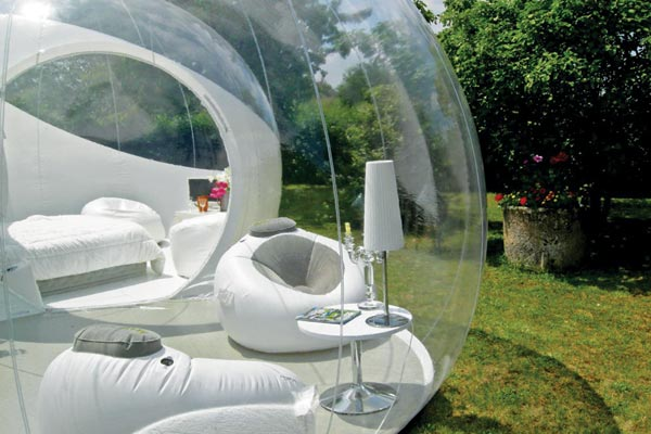 Inflatable Transparent Bubble Tent 4
