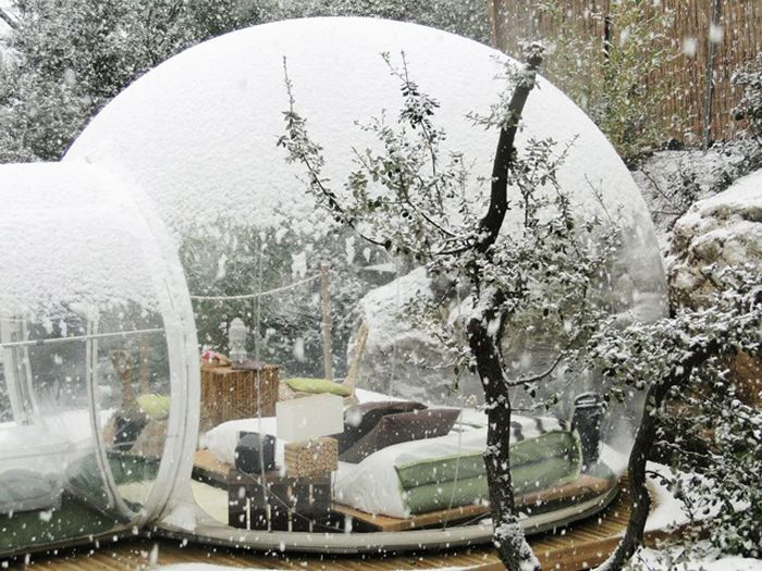 Inflatable Transparent Bubble Tent 6