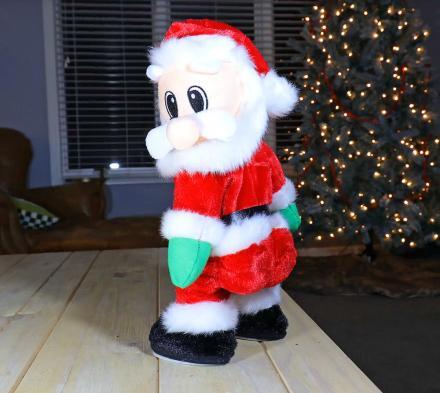 Twerking Santa