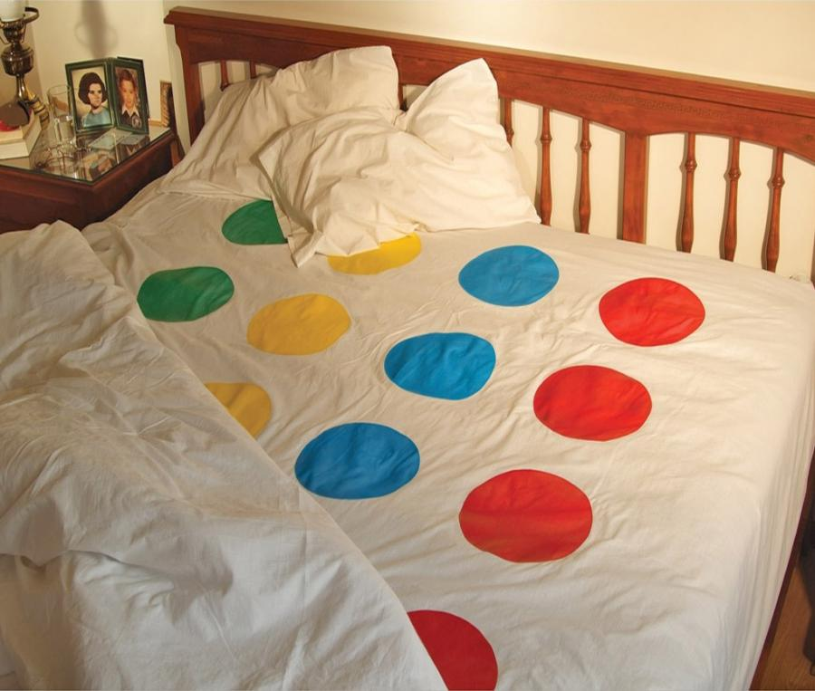 Twister Bed Sheets Enlarge Image