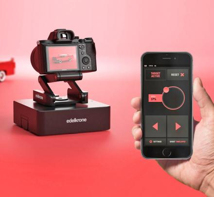 Edelkrone SurfaceONE: Two-Axis Motion Control Camera Robot