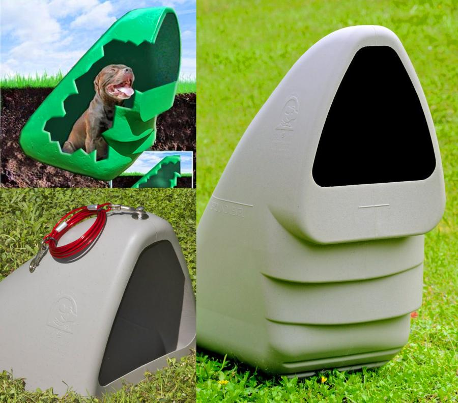 Cold Weather Dog Houses