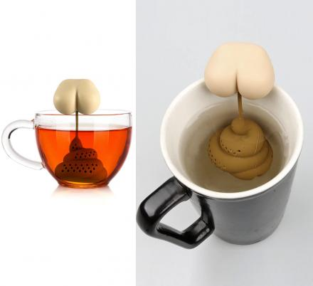 Unfortunately There's Now a Poop Tea Infuser, and We Hate It