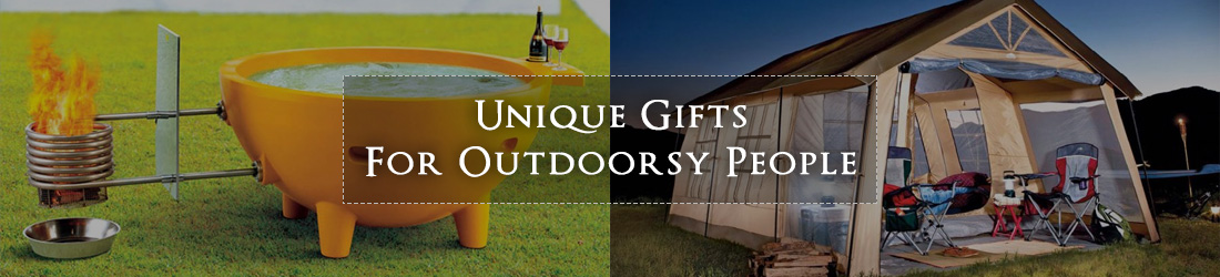 Unique Gifts For Outdoorsy People
