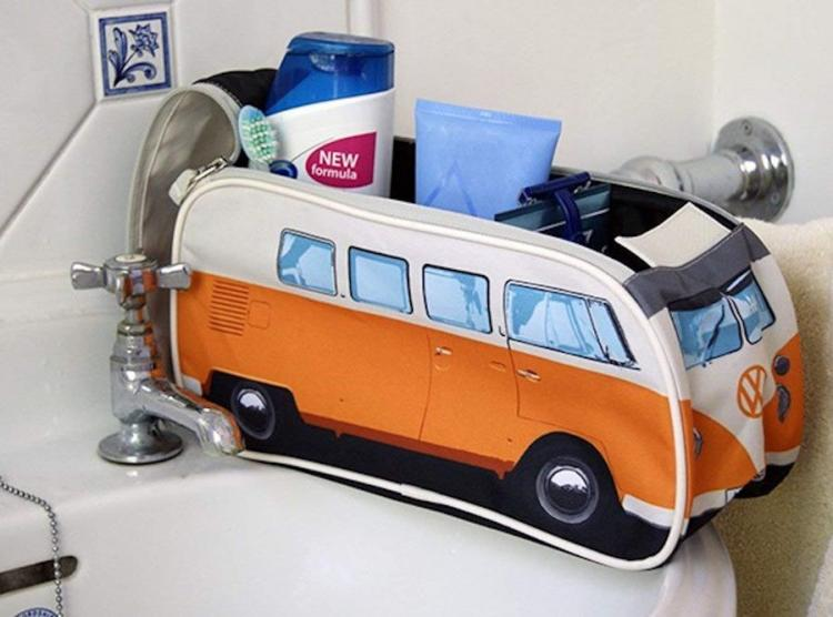 VW Volkswagen T1 Camper Van Toiletry Bag