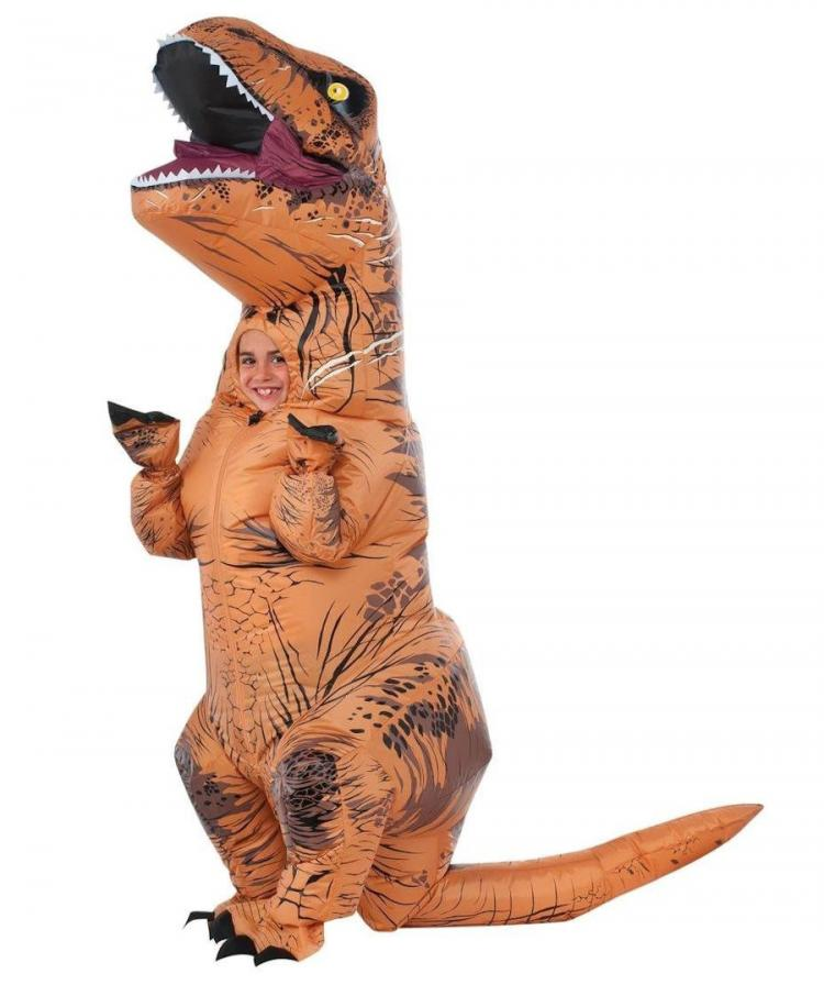 T-Rex Kids Costume