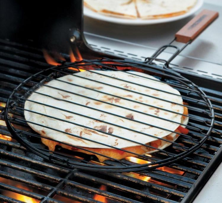 Quesadilla Griller Basket Lets You Make