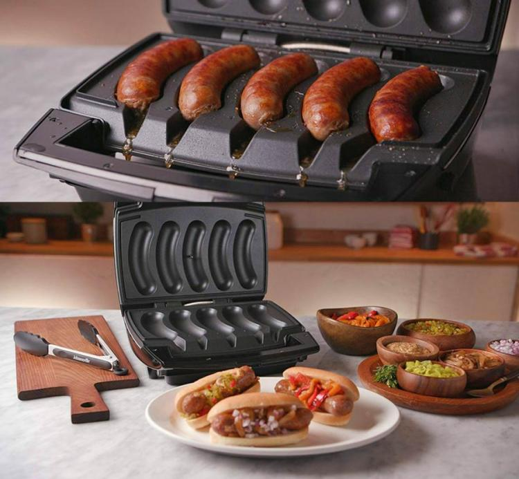 Mini Indoor Sausage Grill