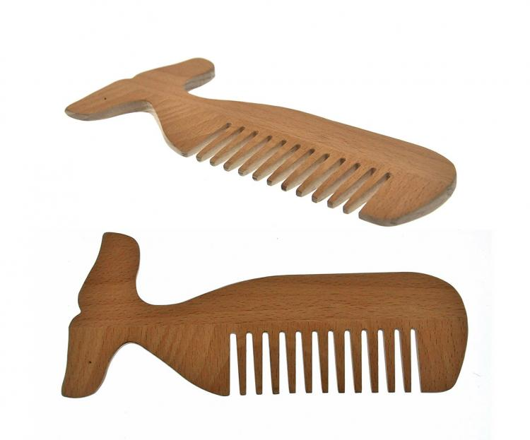 Whale Shaped Comb