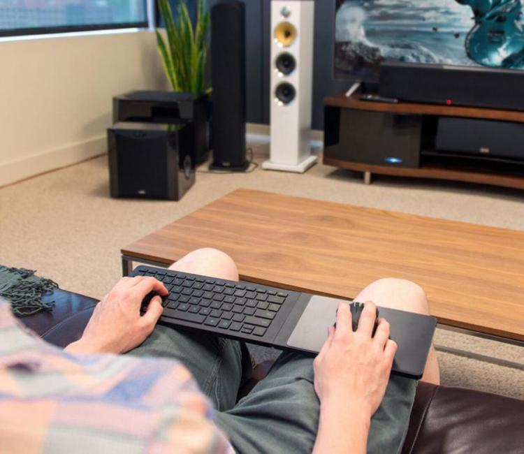 Razer Turret: A Lap Keyboard/Mouse Combo You Can Use On The Couch
