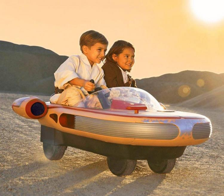 Ride-On Landspeeder
