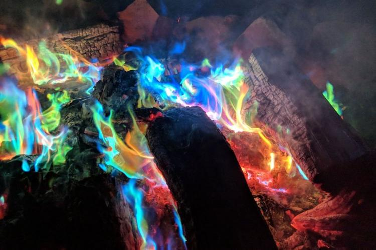 Mystical Fire Flame Colorant