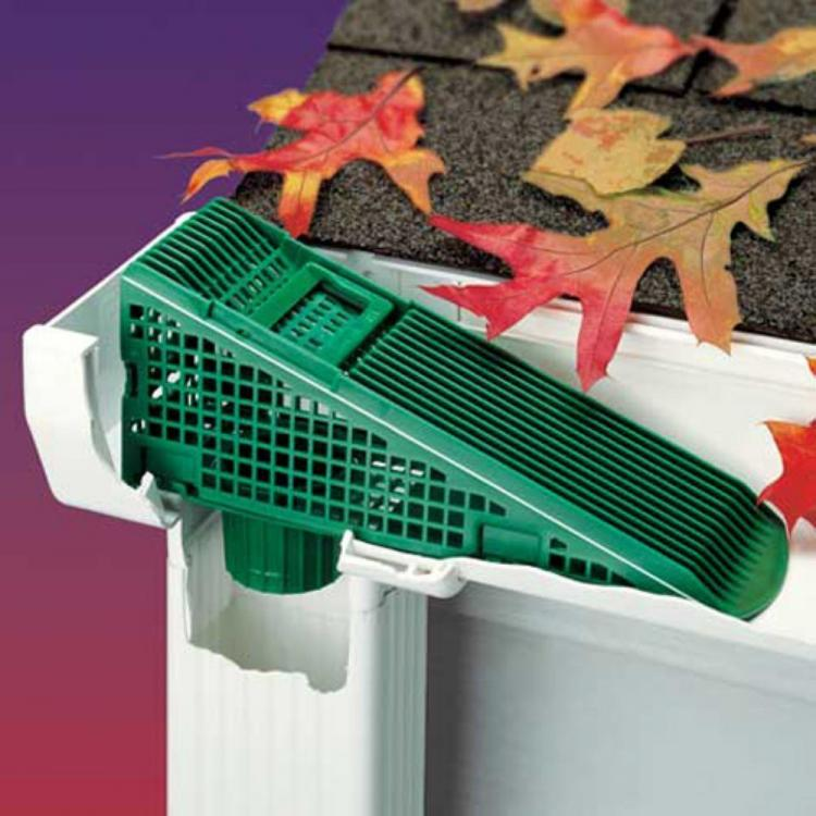 Gutter Downspout Leaf Filter (set of 4)