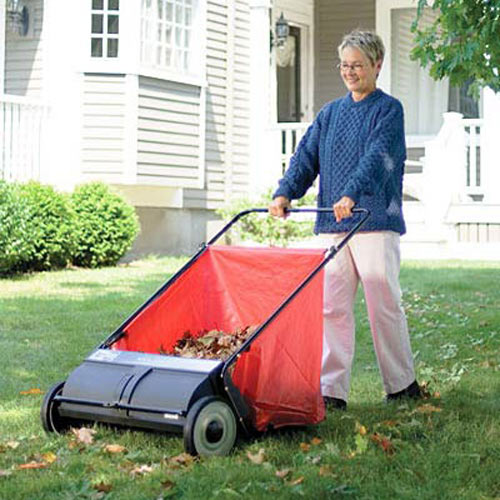 Yard Leaf Sweeper