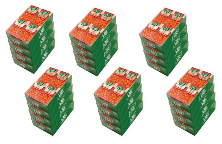18 lbs of tic-tacs in bulk - 288 Packages