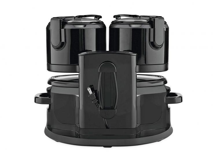 2 Story Crock Pot - Double Level Crock Pot Cooker