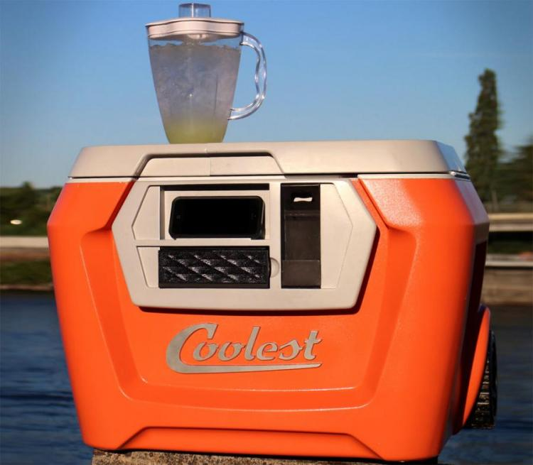The Coolest Cooler: The Swiss Army Knife of Coolers