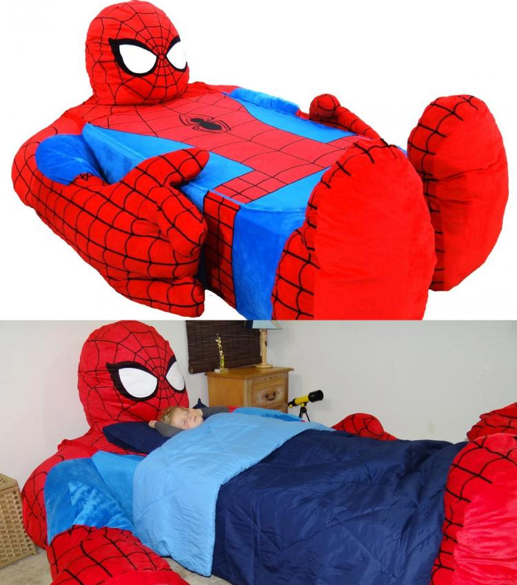 Children's Spider-man Bed Cover