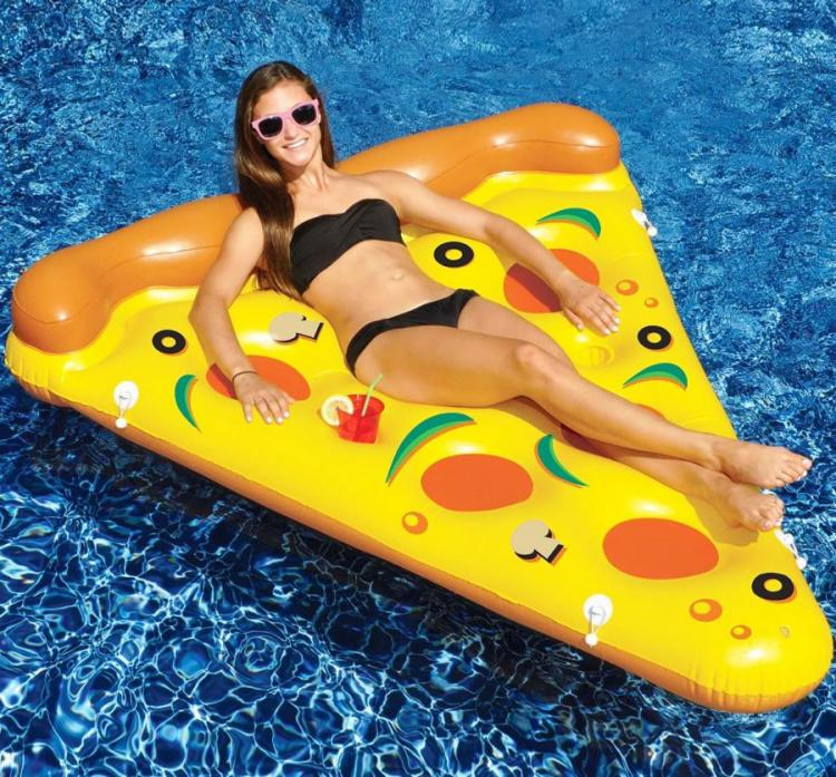 Slice Of Pizza Pool Float