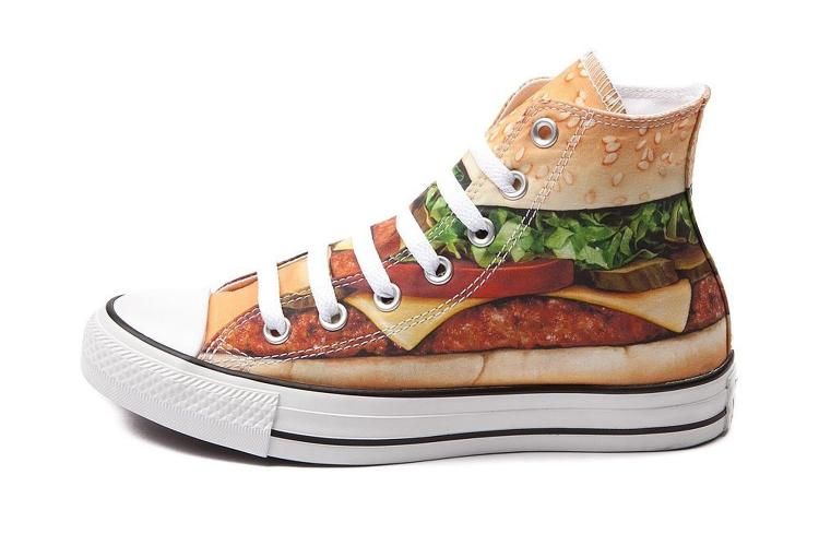 Converse Chuck Taylor Cheeseburger Shoes