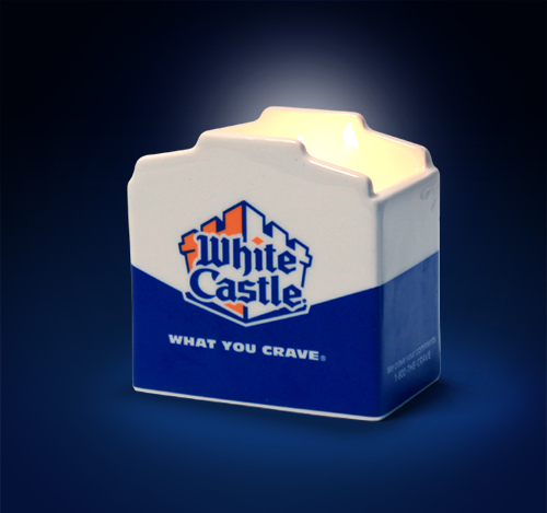White Castle Cheeseburger Scented Candle