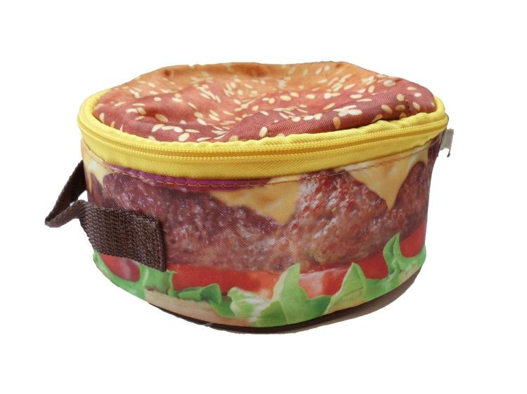 Cheeseburger Lunch Bag