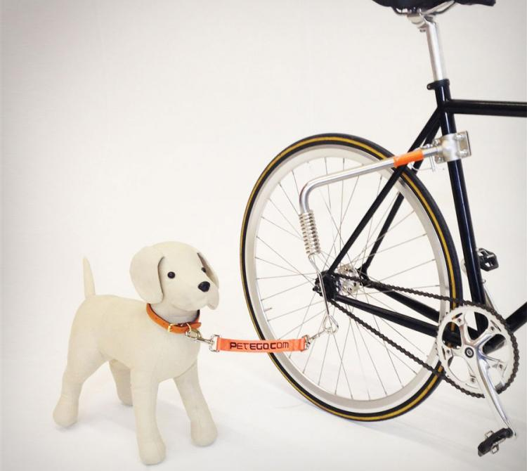 Hands Free Bicycle Dog Leash