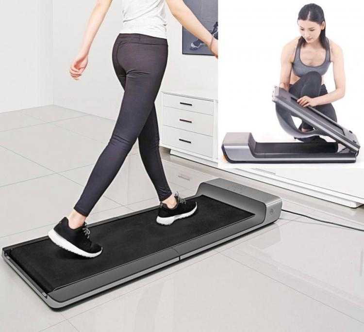 WalkingPad: A Tiny Foldable Treadmill For Exercising In Small Homes