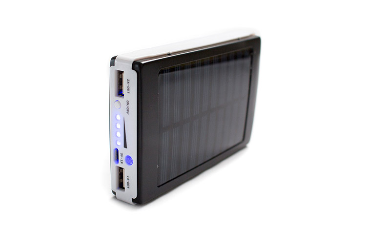 Go Green 50,000 mAh Solar Battery Charger