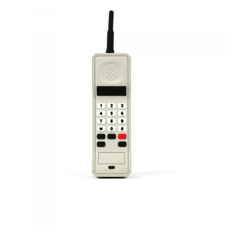 80's Brick Phone Portable Power Bank Phone Charger