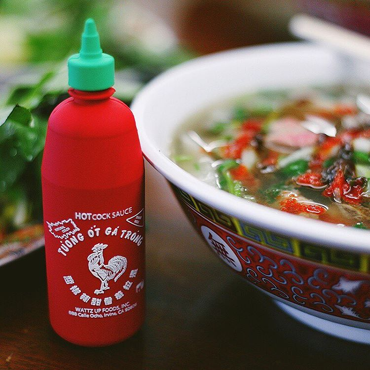 Sriracha Style Portable Power Bank Phone Charger