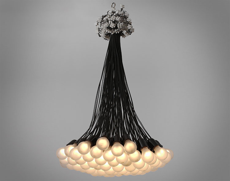 Light Bulb Chandelier
