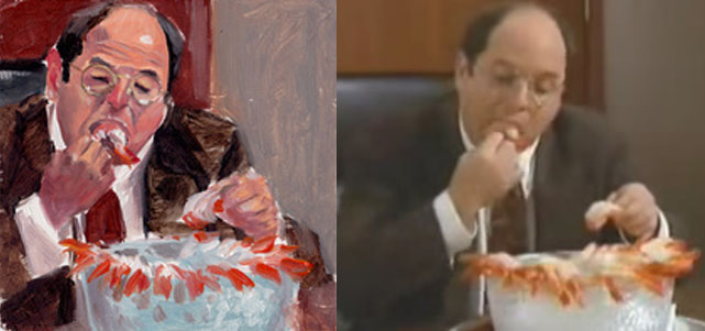George Costanza Pillow - Scene 6