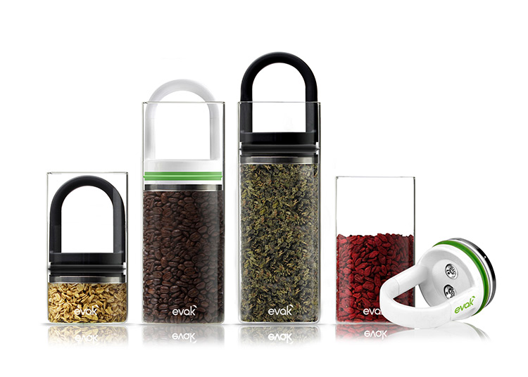 Prepara EVAK - Adjustable Vacuum Storage Containers