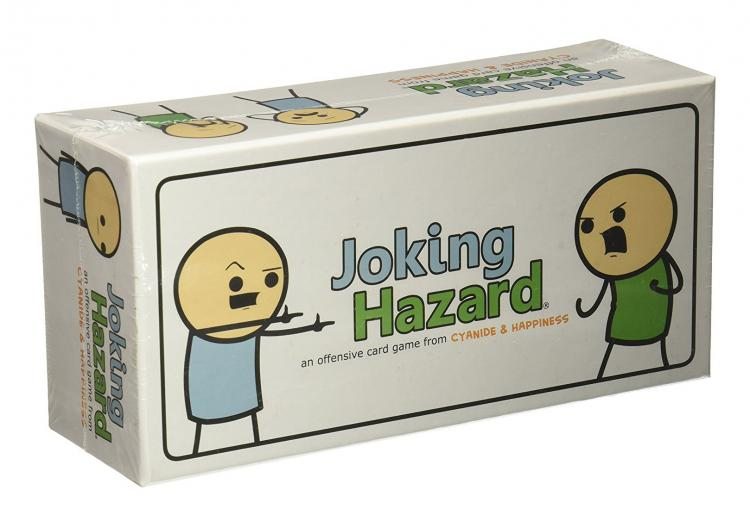 Joking Hazard - From Cyanide & Happiness (Explosm Game)