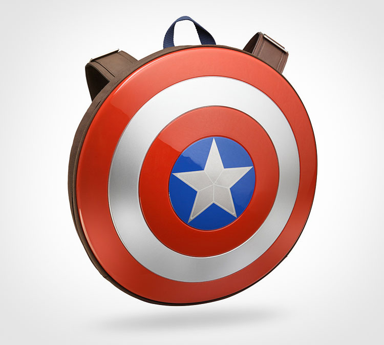 Captain America Shield Backpack - Avengers Age of Ultron
