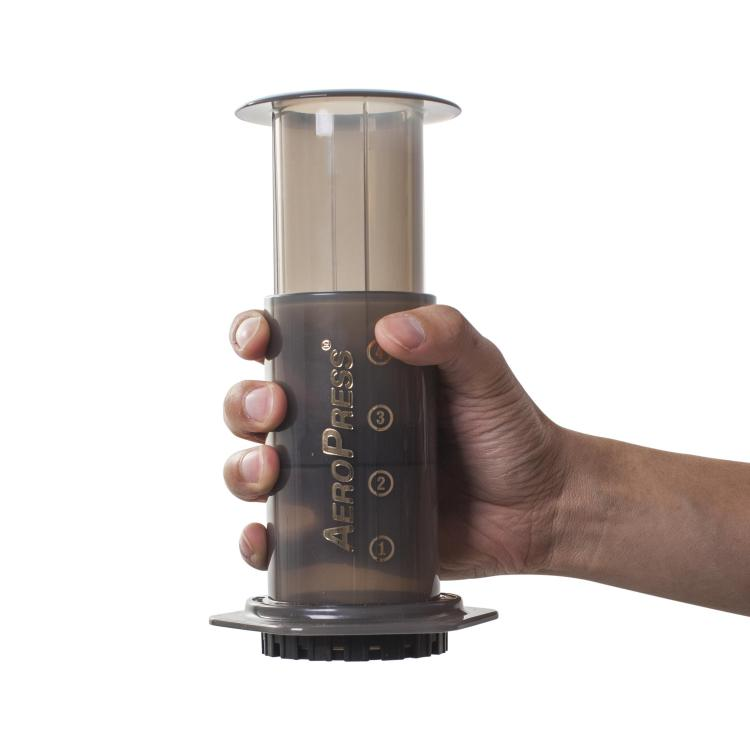 Coffee Maker By Hand : AeroPress: A Hand Operated Coffee Maker That Uses No Electricity