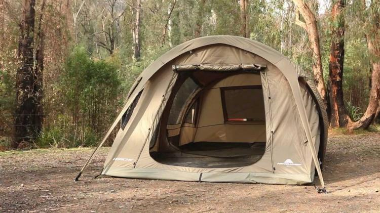 Darche Air-Volution Inflatable Tent - pump-up tent inflates in just 1 minute
