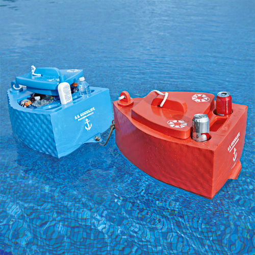 Floating Boat Cooler