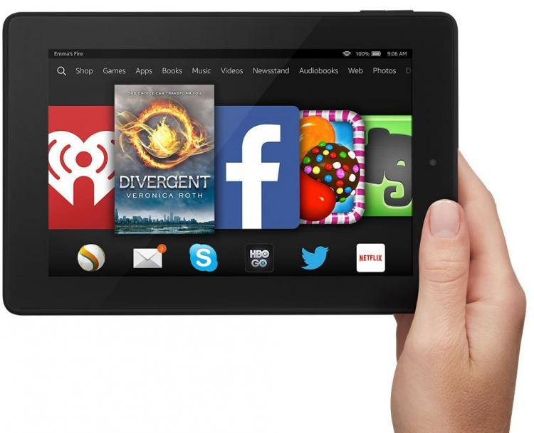 Amazon Fire HD 7 - Amazon Prime Day Best Deals