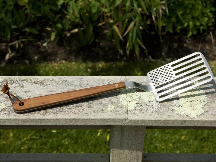 Star Spangled Spatula - American Flag Shaped BBQ Spatula