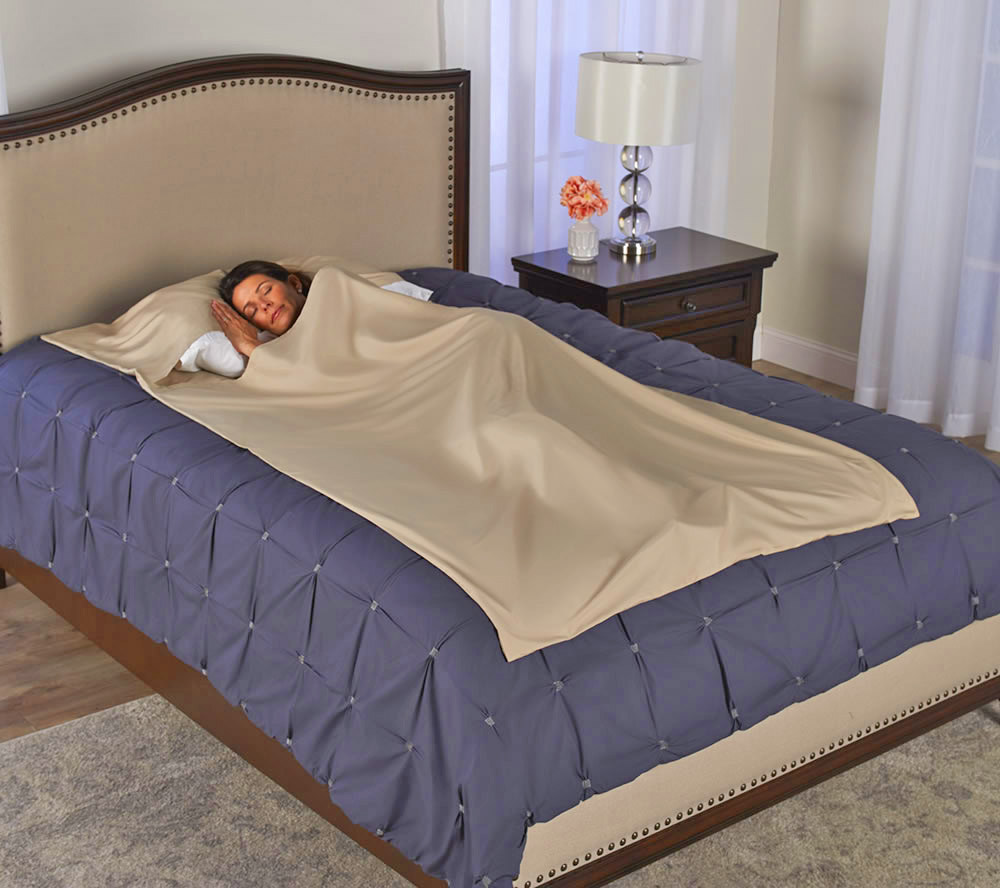 Anti-Bacterial Sleeping Cocoon - Sanitized Sleeper's Safe Haven - Quarantine sleeping bag