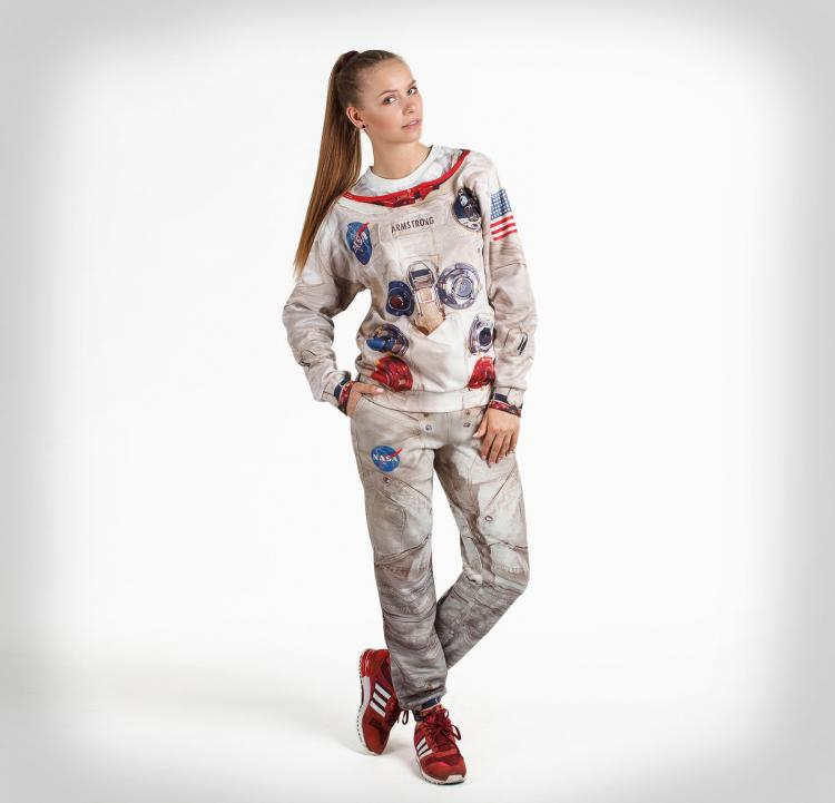 Apollo 11 Astronaut Sweatsuit