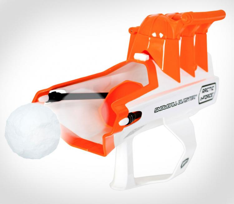 Arctic Force Blaster Snowball Launcher