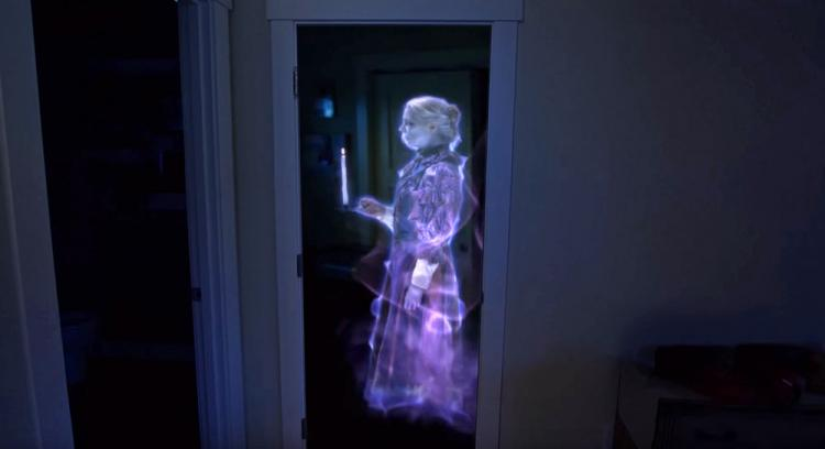 AtmosFearFX: Holographic Halloween Decorations