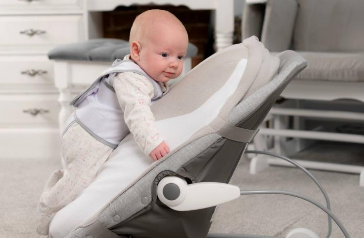 BaboCush Vibrating Pad Helps Soothe Crying Babies