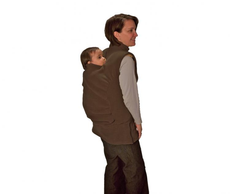Alien-Like Baby Carrying Pouch