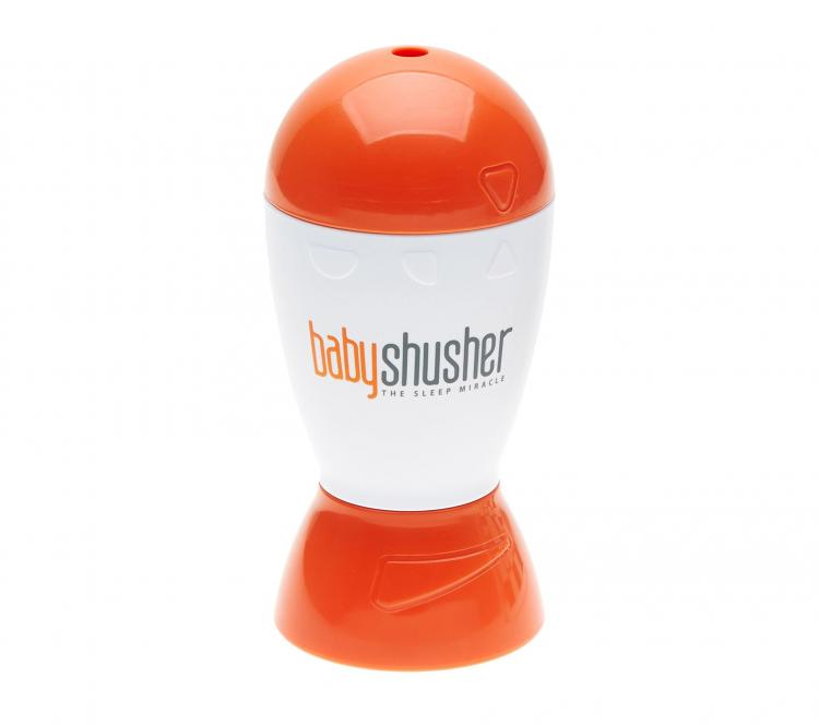 Baby Shusher Baby Gadget - Shushes your baby to put them back to sleep - baby Stop crying gadget