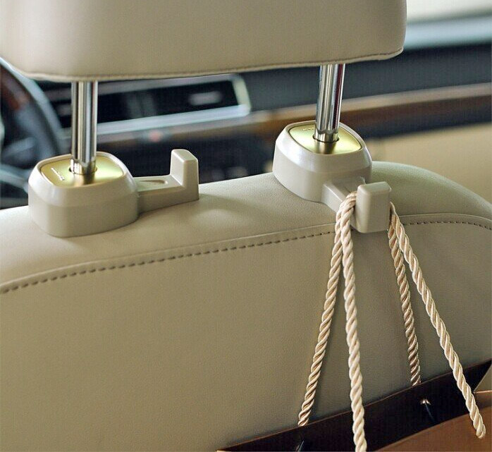 Modern Back Seat Car Hook